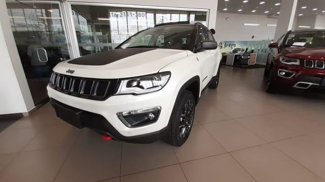Image Jeep Compass Trail At9 2.0 4X4 2020