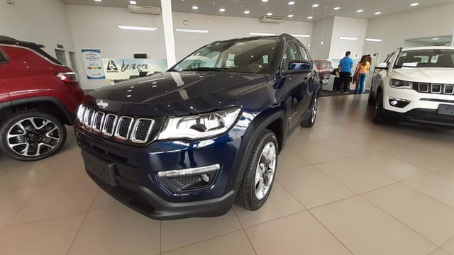 Image Jeep Compass Long At6 2.0 Ts 2020