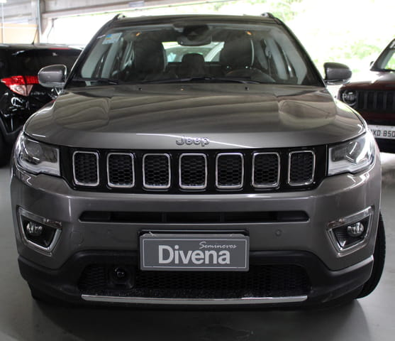 Image Jeep Compass Limit 2.0 At9 2019