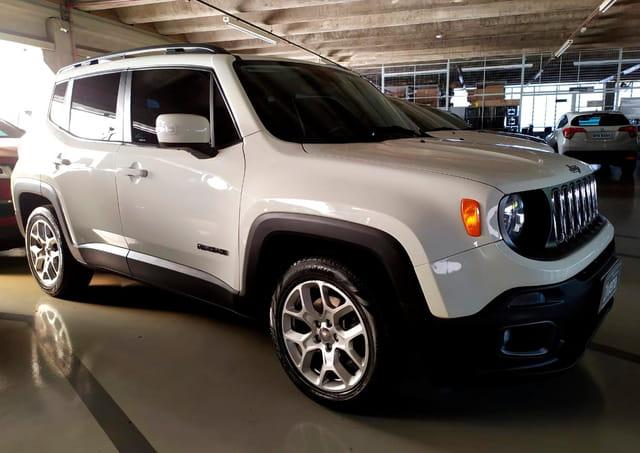 Image Jeep Renegade Longitude 1.8 Flex Automatico 2016