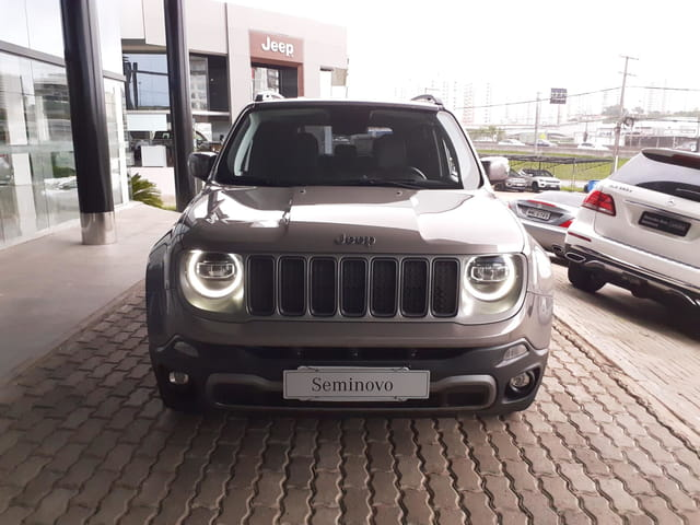 Image Jeep Renegade 1.8 16V Flex Limited 4P Aut 2019