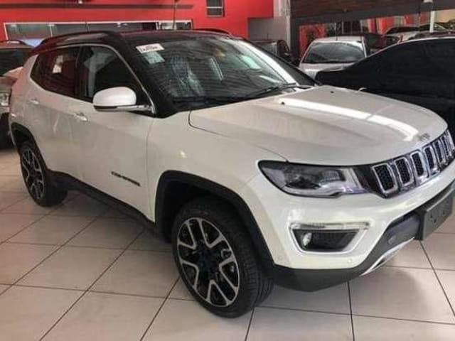 Image Jeep Compass Limited Diesel 2020