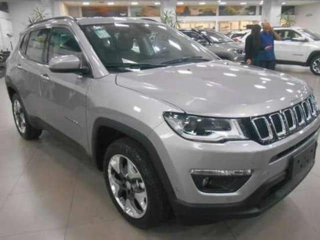 Image Jeep Compass Limited 2.0 4X2 Flex 16V Aut 2020