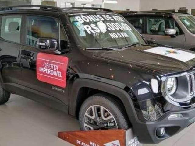 Image Jeep Renegade Longitude 2.0 Tb Diesel 4X4 Aut 2020