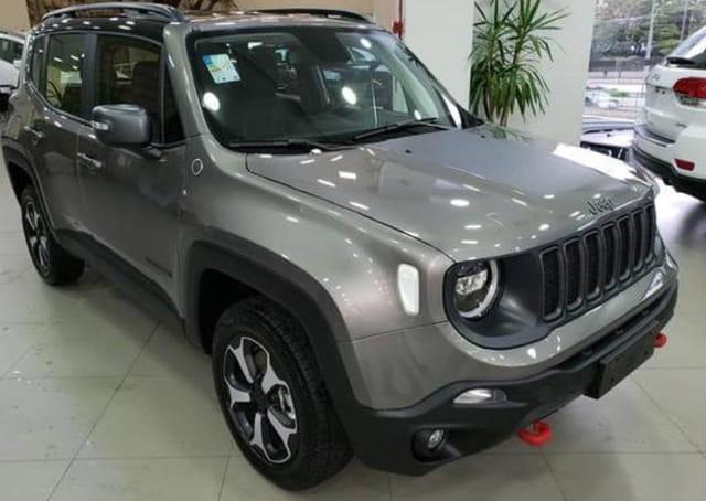 Image Jeep Renegade Trailhawk 2.0 4X4 Atd Diesel Aut 2020