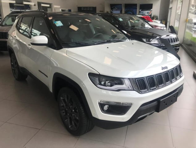 Image Jeep Compass Serie S 2.0 Turbo Diesel 4X4 At9 2020
