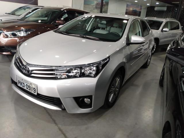 Image Toyota Corolla Xei 2.0 16V Flex Aut. 2017