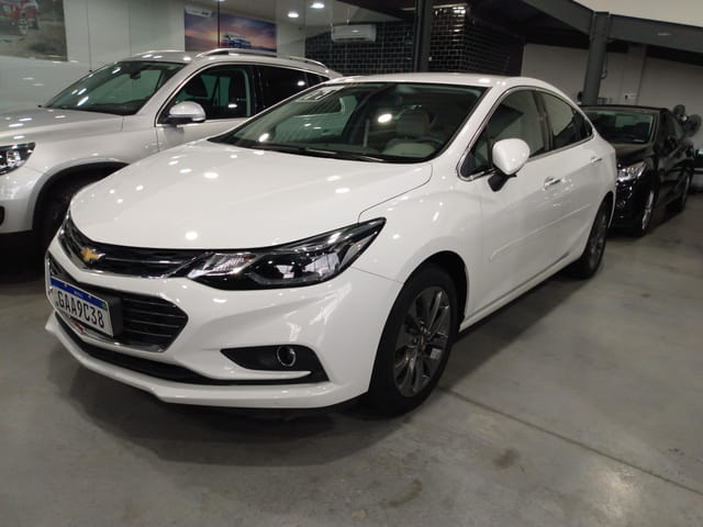 Image Chevrolet Cruze Ltz 1.4 Turbo Ecotec 16V Flex Aut. 2017