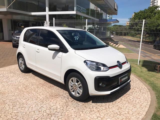 Image Volkswagen Up Move 1.0 Tsi Total Flex 12v 5p