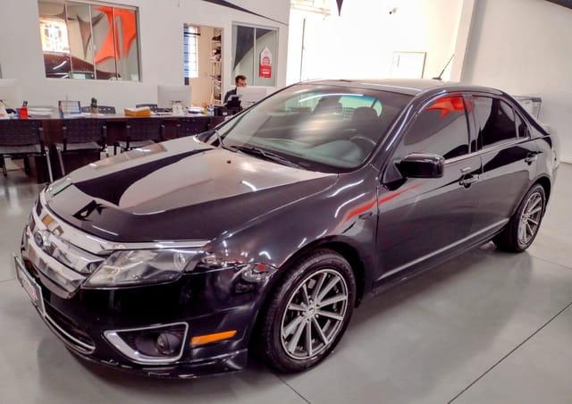 fusion 2.5 16v 175cv aut