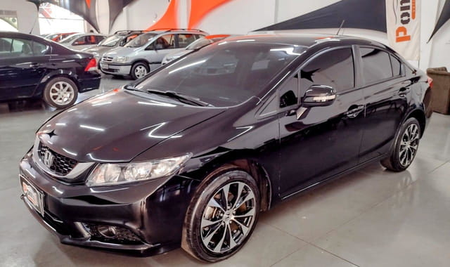 new civic sedan lxr 2.0 16v