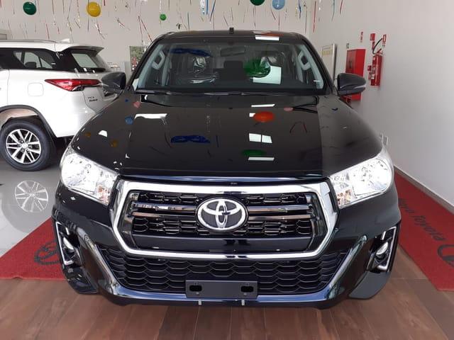 Image Toyota Hilux 2.8 Sr 4x4 Cd 16v Diesel 4p Automatico 2020
