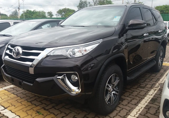 Image Toyota Hilux Sw4 2020