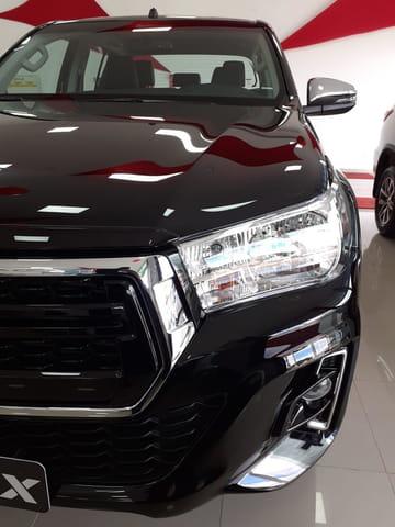 Image Toyota Hilux 2.8 Srv 4x4 Cd 16v Diesel 4p Aut 2020
