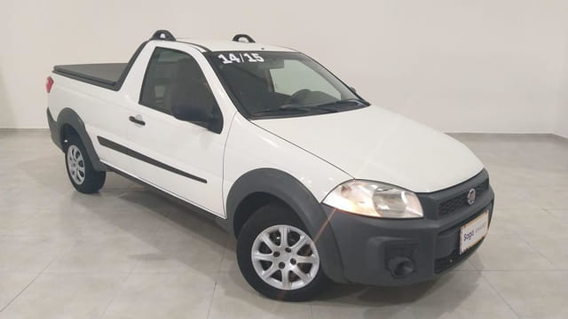 Image Fiat strada working 1.4 2015