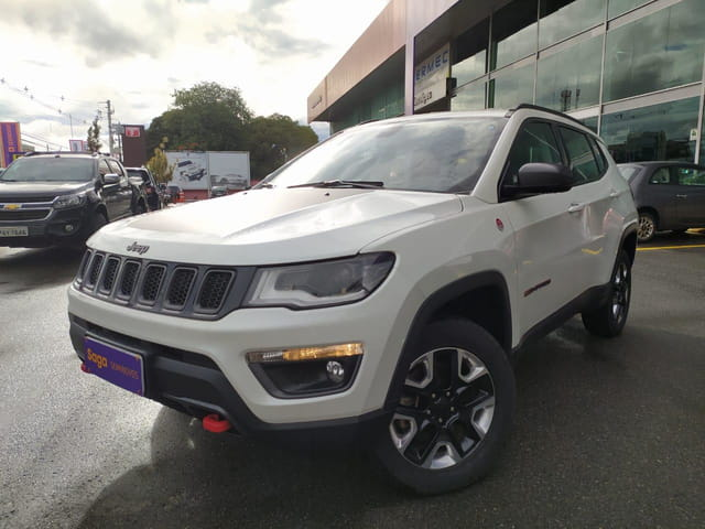 Image Jeep compass trailhawk at 2.0 turbo diesel 2018