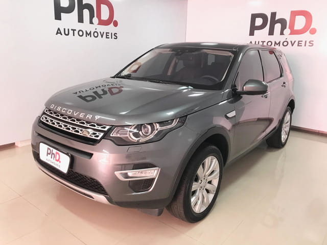 Land rover discovery sport si4 hse 2.0 2016