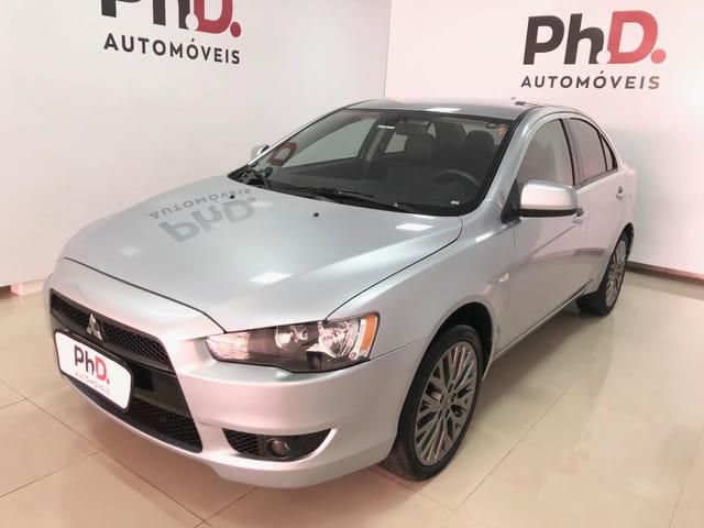 Mitsubishi lancer hl t 2.0 16v 160cv aut 2019