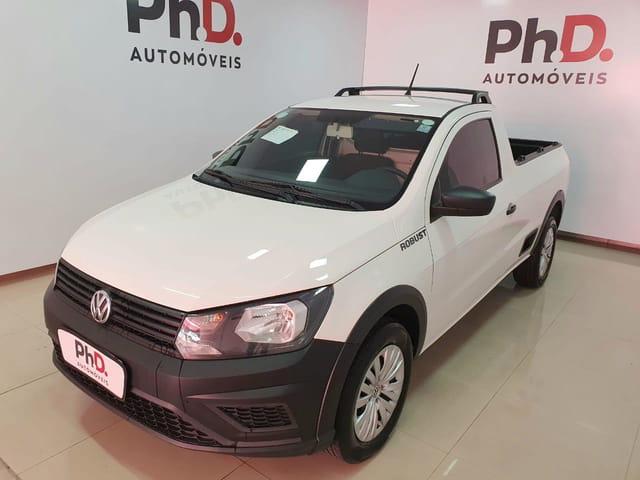 Volkswagen nova saveiro rb mbvs 2020