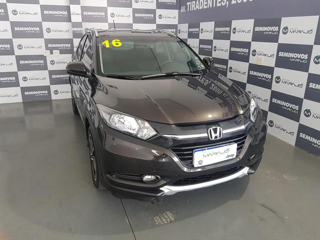 Honda hrv ex cvt 2016