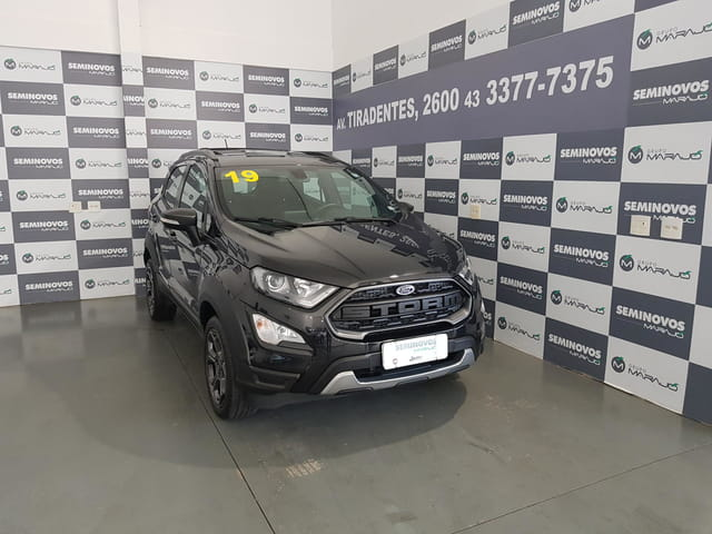 Image Ford Ecosport Storm 2.0 4Wd 16V Flex 5P Aut 2019
