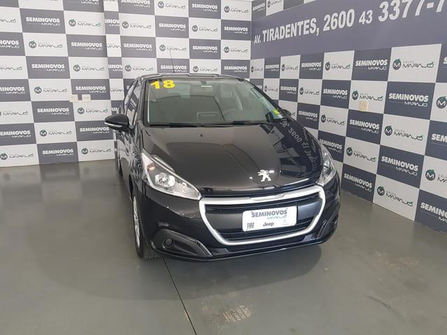 Image Peugeot 208 Active Mt 2018