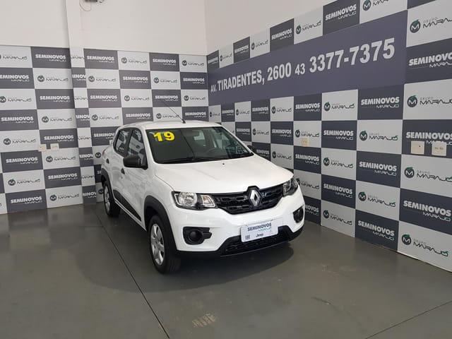 Image Renault Kwid Zen 1.0 Flex 12V 5P 2019