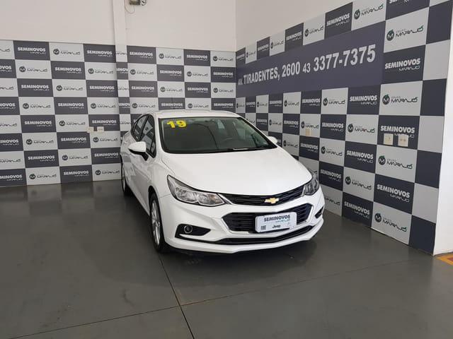 Image Chevrolet Cruze 1.4 Turbo Lt 16V Flex 4P Aut 2019