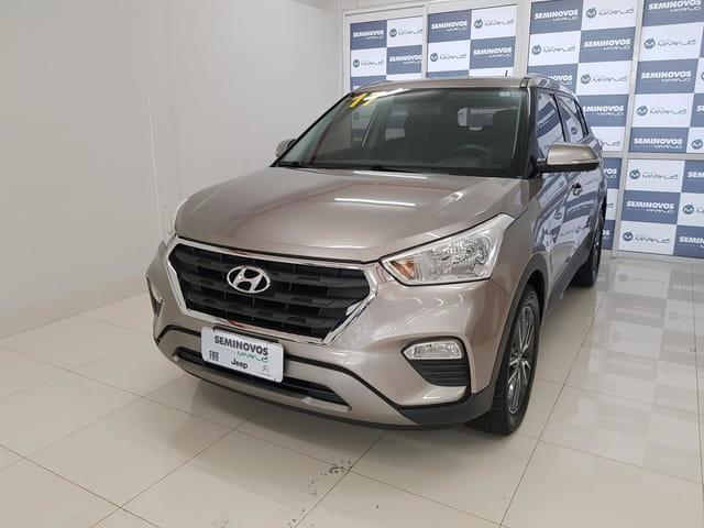 Image Hyundai Creta 1.6 16V Flex Pulse Aut 2017