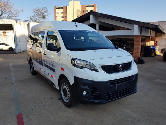 Peugeot expert minibus 1.6 bluehdi 2020