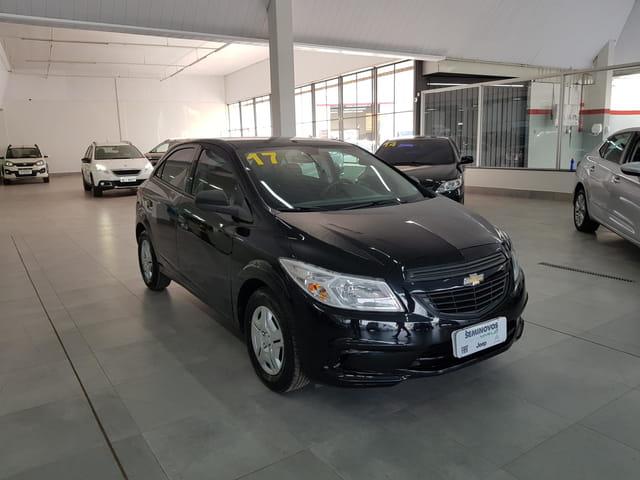 Chevrolet onix 1.0 mt joy 2017