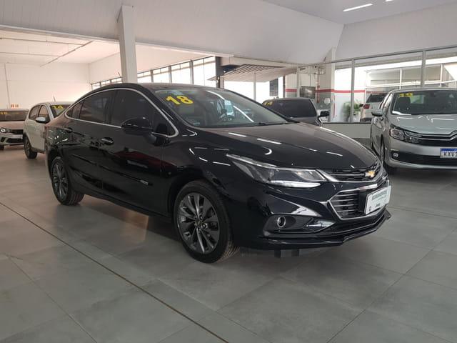 Chevrolet cruze ltz 1.4 16v turbo flex 4p aut 2018