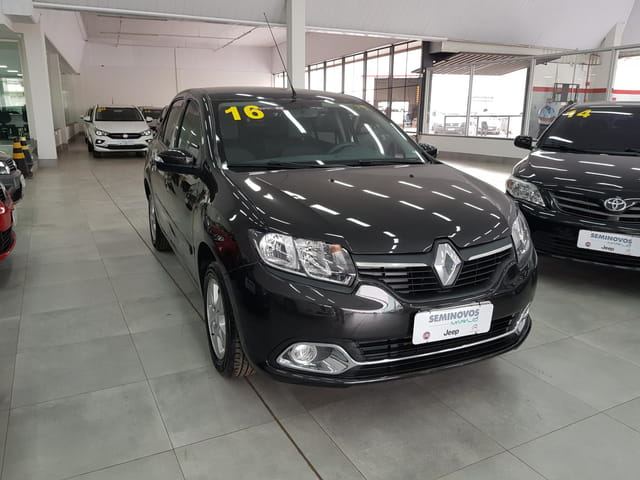 Image Renault Logan Dyna. Easyr Hi-Flex 1.6  2016