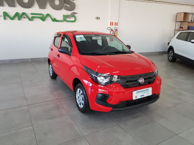 Fiat mobi easy _4p_