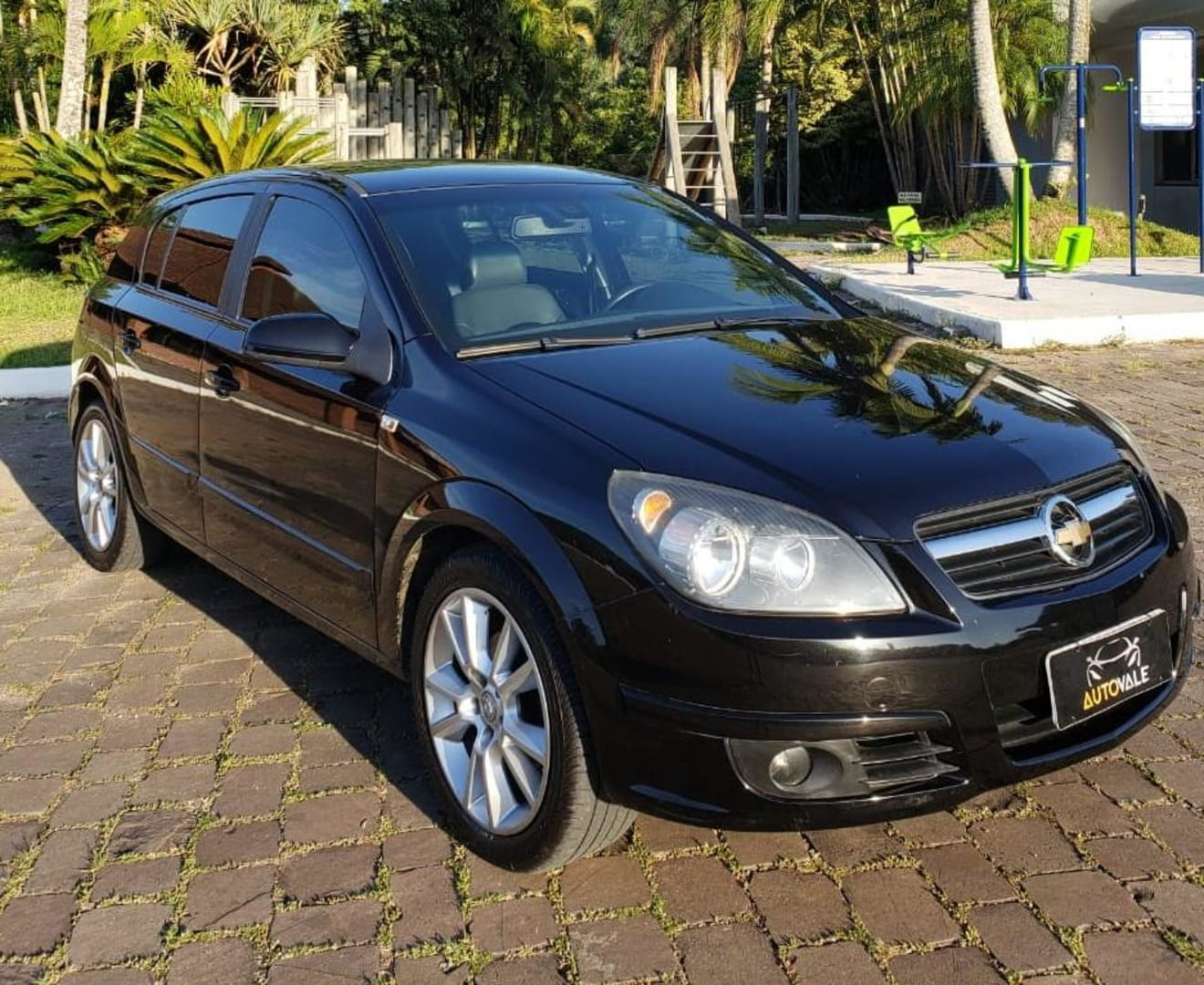vectra hatch gtx 2.0 8v 4p 2008 vale real
