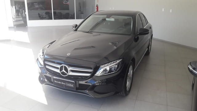 Image Mercedes-Benz C180 Avantgarde 1.6 16v T4p 2018