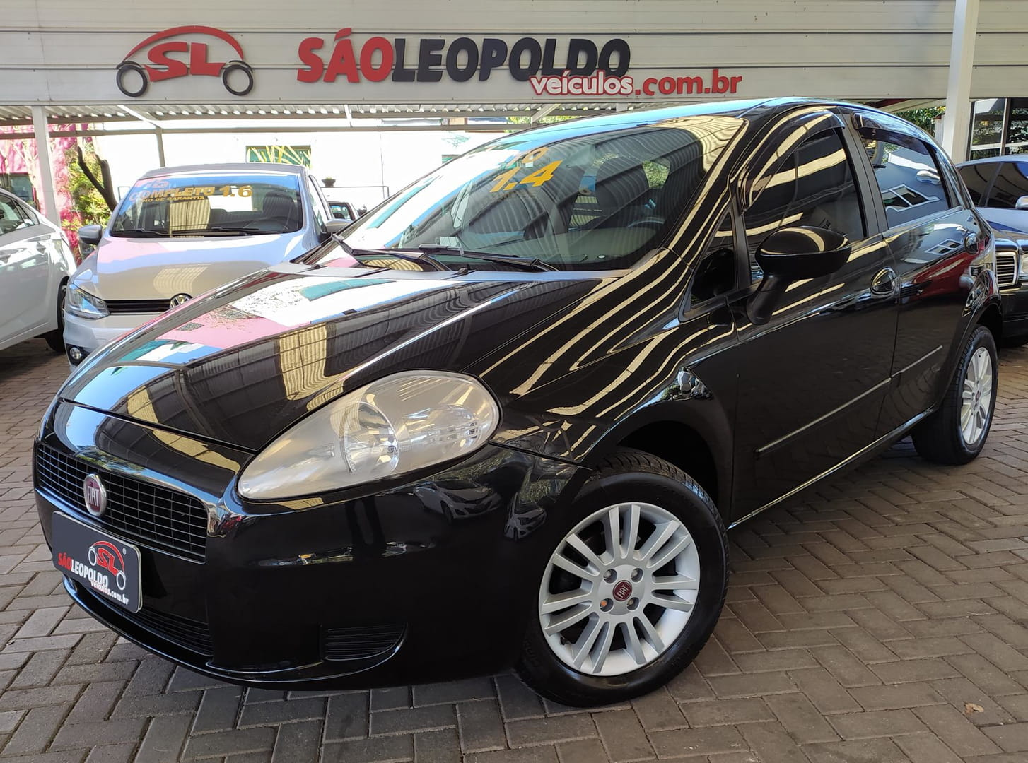 punto attractive 1.4 2012 caxias do sul
