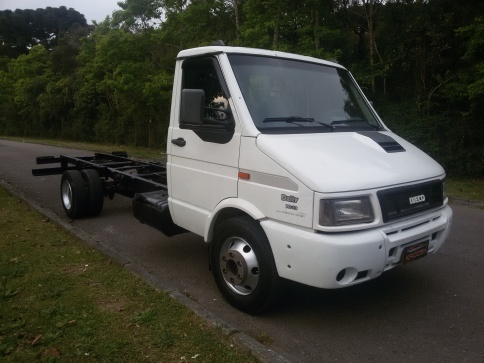 2006 IVECO DAILY CHASSI