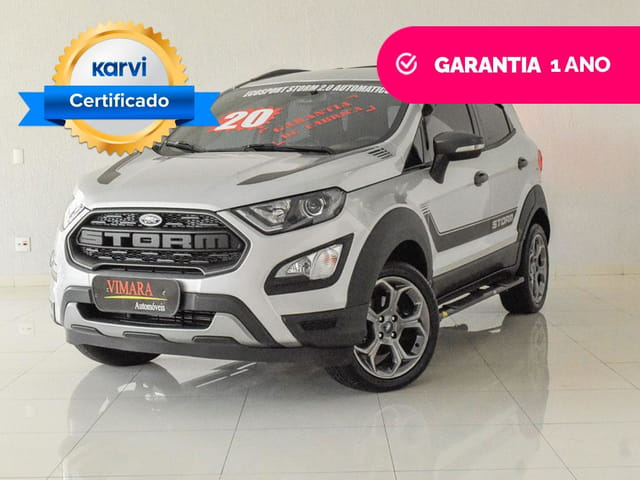 Foto ford ecosport stm4at 2.0