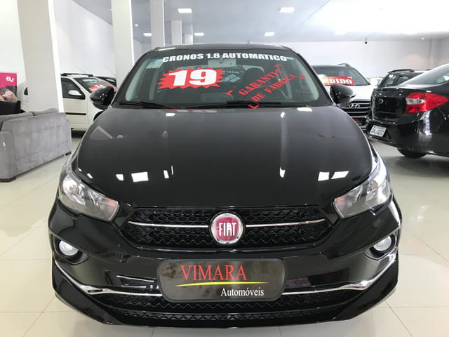 Foto fiat cronos prec at