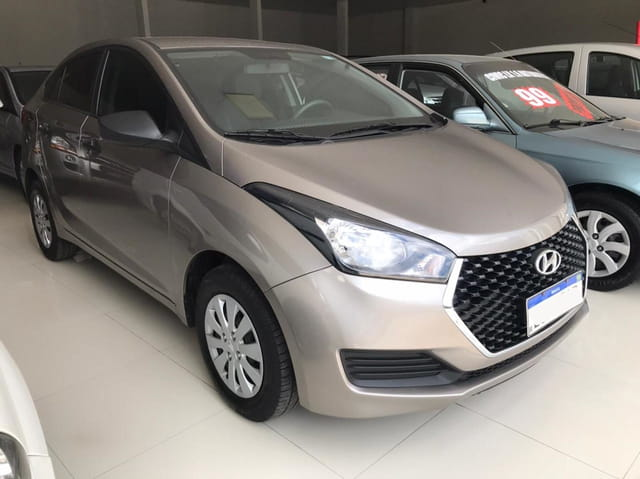 Foto hyundai hb20s unique 1.0