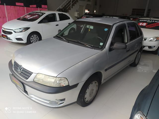 Foto volkswagen gol 16v power