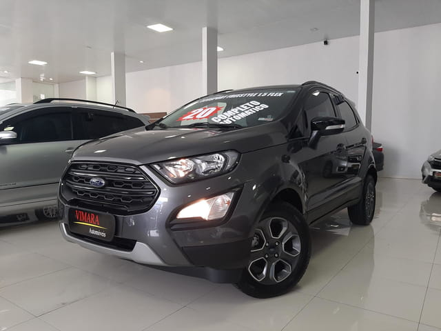 Foto ford ecosport freestyle at