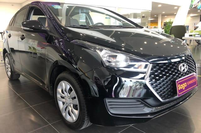 Hyundai hb20s 1.6 comfort plus 16v flex 4p automatico 2019