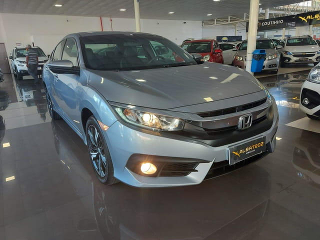 civic sedan ex 2.0 flex 16v aut 4p