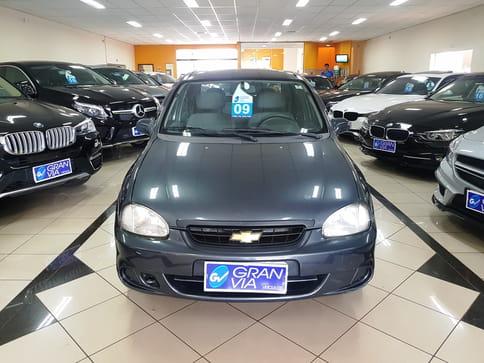 2009 chevrolet classic sedan 1.0 4p