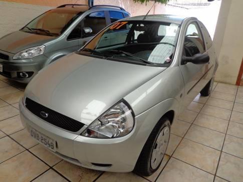 2007 ford ka 1.0mpi 2p