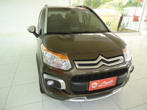 2012 CITROEN AIRCROSS EXCLUSIVE 1.6