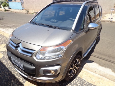 2011 CITROEN AIRCROSS EXCLUSIVE 1.6