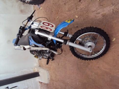 2005 YAMAHA XTZ 125-K